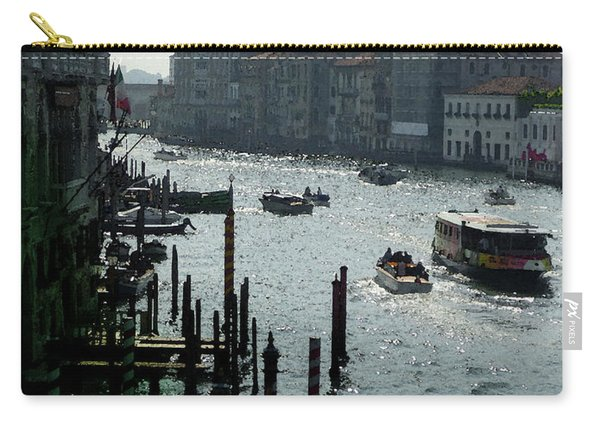 Venice Grand Canale Italy Summer Carry-all Pouch