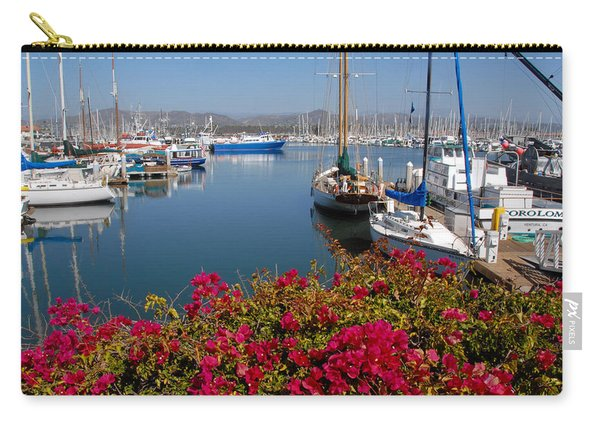 Ventura Harbor Carry-all Pouch