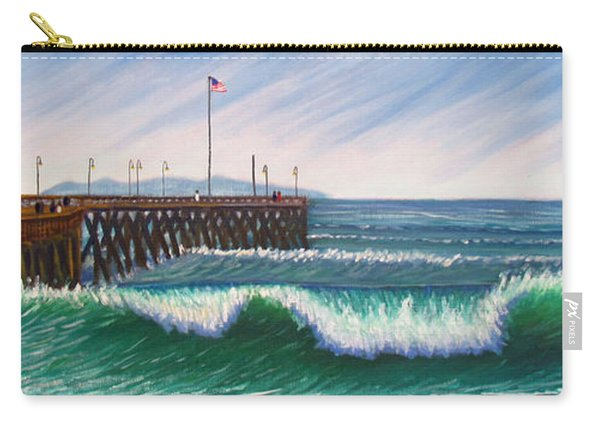 Ventura Pier Carry-all Pouch