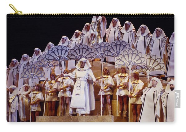 Verdi Aida Carry-all Pouch