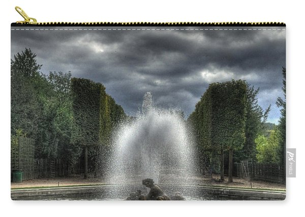 Versailles Fountain Carry-all Pouch