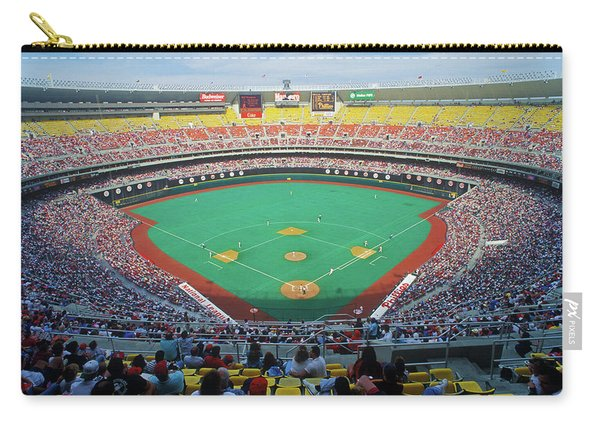 Veterans Stadium During Major League Carry-all Pouch