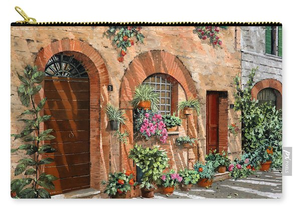 Viaggio In Toscana Carry-all Pouch