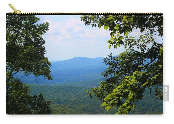 View At Amicalola Carry-all Pouch
