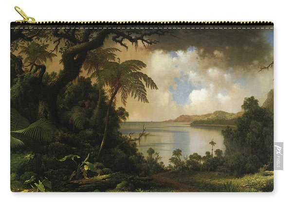 View From Fern Tree Walk Jamaica Carry-all Pouch