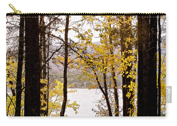 View Of  Lake Mcdonald Carry-all Pouch