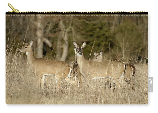 Vigilant White-tailed Deer Carry-all Pouch