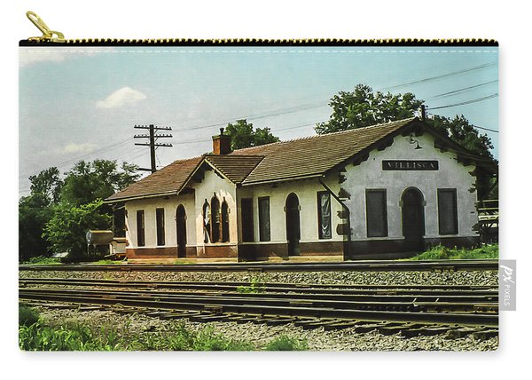 Villisca Train Depot Carry-all Pouch