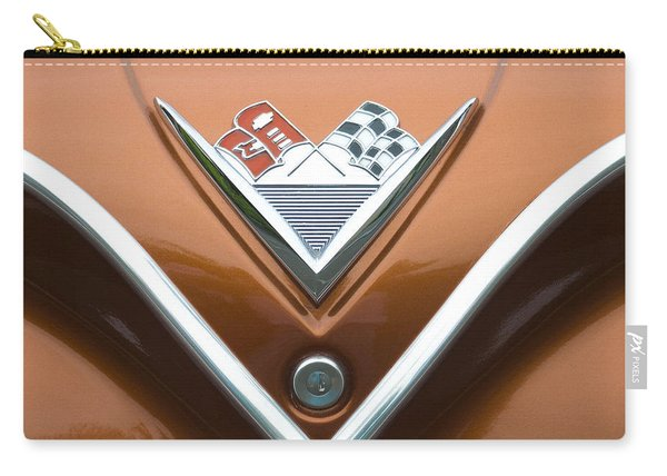Vintage 1960s Chevrolet Impala Carry-all Pouch