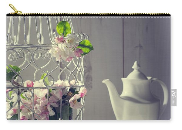 Vintage Afternoon Tea Carry-all Pouch