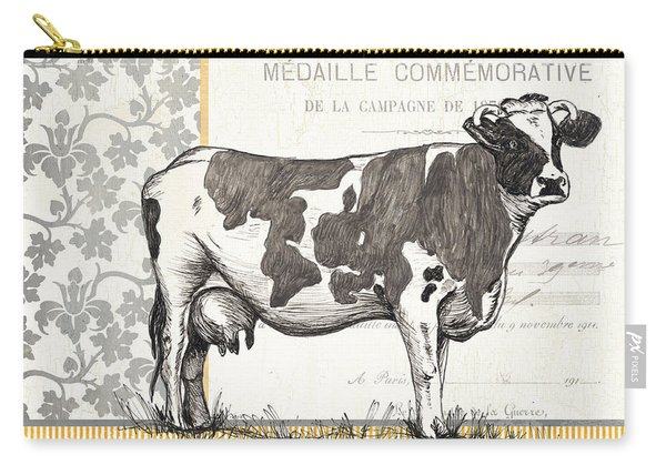 Vintage Farm 1 Carry-all Pouch