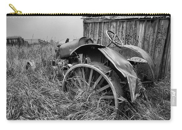 Vintage Farm Tractor Carry-all Pouch