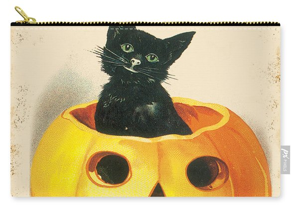 Vintage Halloween-k Carry-all Pouch