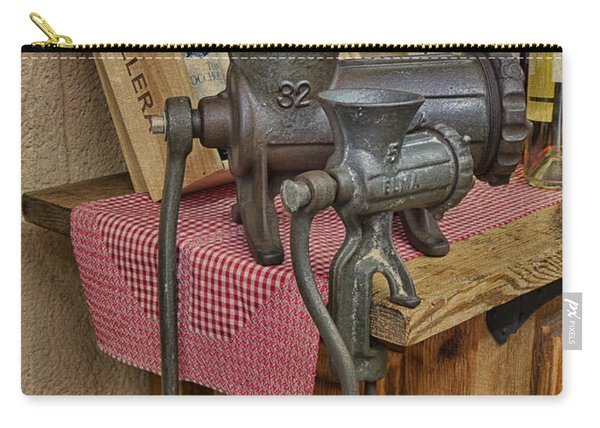 Vintage Mincers Carry-all Pouch
