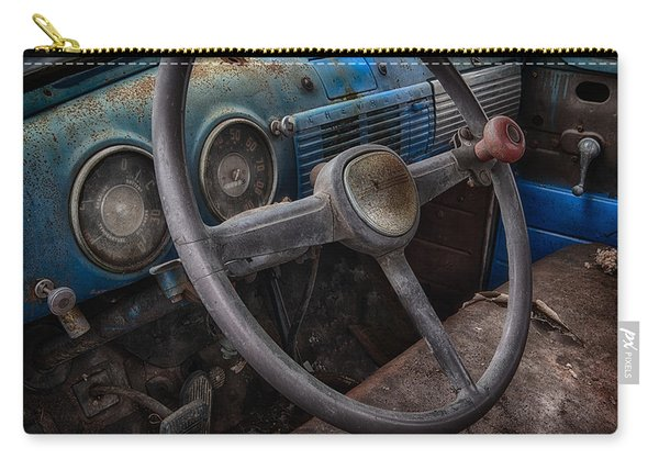 Vintage Truck 2 Carry-all Pouch