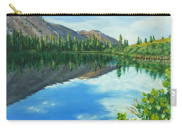 Virginia Lake Carry-all Pouch