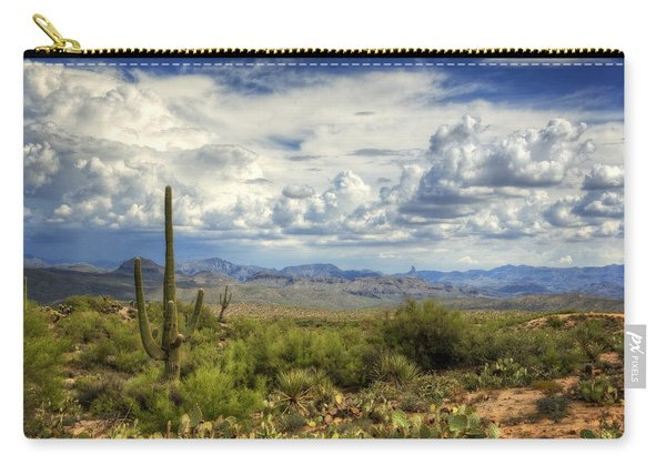 Visions Of Arizona  Carry-all Pouch