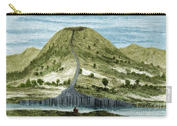 Volcanic Basalt Carry-all Pouch