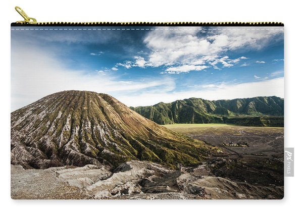 Volcano Batok In Tengger Caldera, Bromo Carry-all Pouch