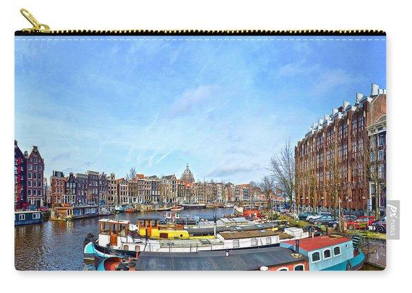 Waalseilandgracht Amsterdam Carry-all Pouch