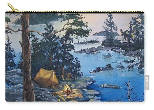 Wabigoon Lake Memories Carry-all Pouch
