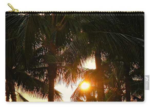 Waikoloa Palms Carry-all Pouch