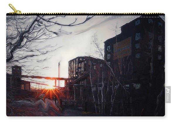 Waiting For Spring... Carry-all Pouch