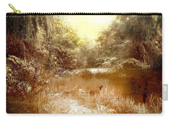 Walden Pond In Pennsylvania Carry-all Pouch