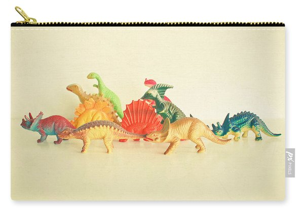 Walking With Dinosaurs Carry-all Pouch