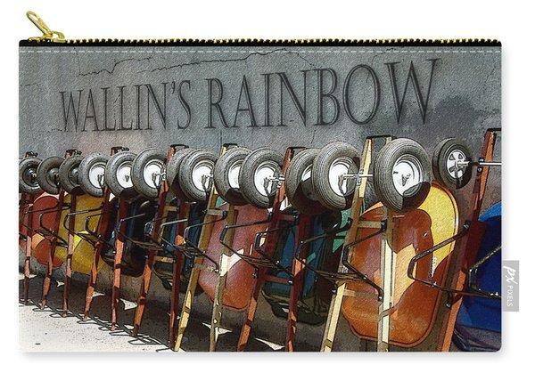 Wallin's Rainbow Carry-all Pouch