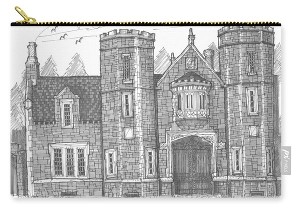 Ward Manor Bard College Carry-all Pouch