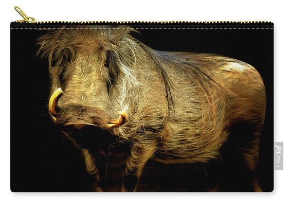 Warthog 20150210brun Carry-all Pouch