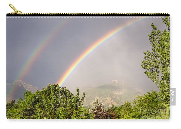 Wasatch Rainbow Carry-all Pouch