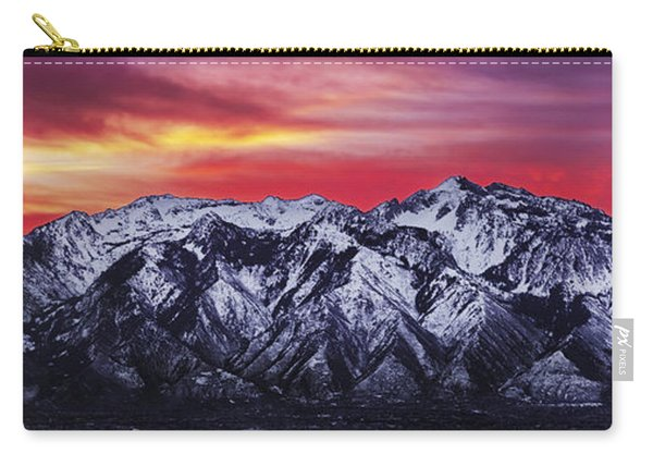 Wasatch Sunrise 3x1 Carry-all Pouch