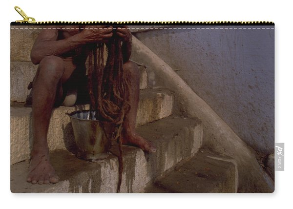 Varanasi Hair Wash Carry-all Pouch