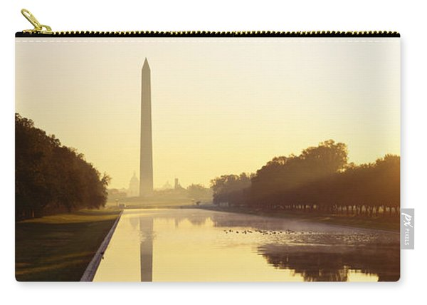 Washington Monument Washington Dc Carry-all Pouch