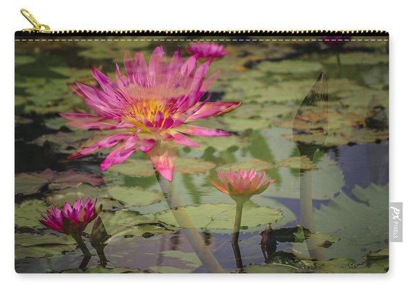 Water Garden Dream Carry-all Pouch