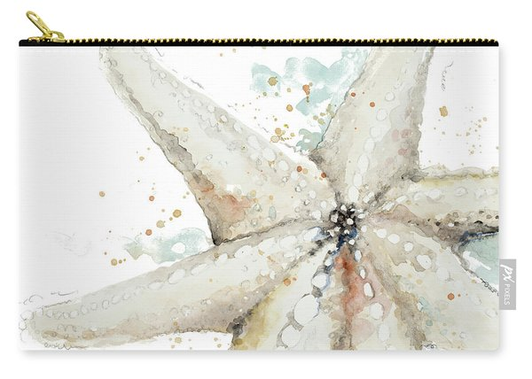 Water Starfish Carry-all Pouch