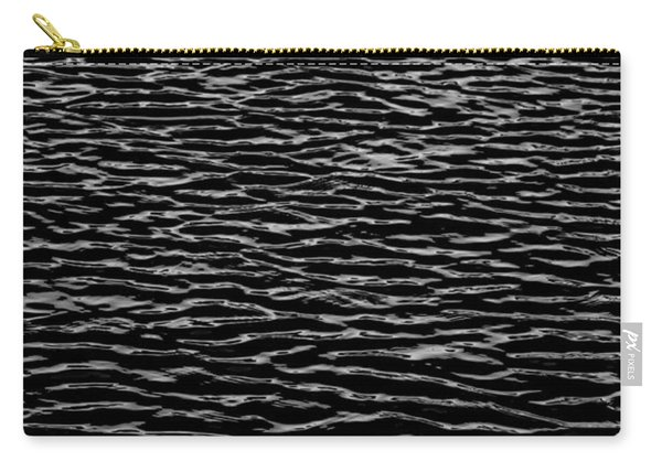 Water Wave Texture Carry-all Pouch