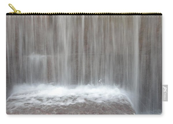 Waterfall At The Fdr Memorial In Washington Dc Carry-all Pouch