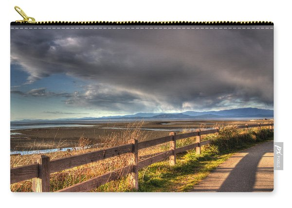 Waterfront Walkway Carry-all Pouch