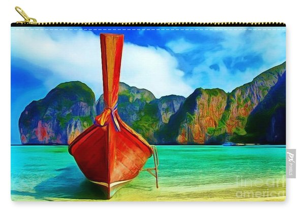 Watermarked-a Dreamy Version Collection Carry-all Pouch