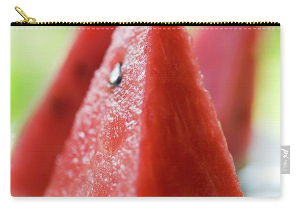 Watermelon Wedges Carry-all Pouch