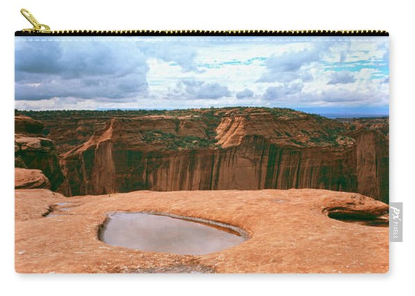 Waterpocket Pools, Canyon De Chelly Carry-all Pouch