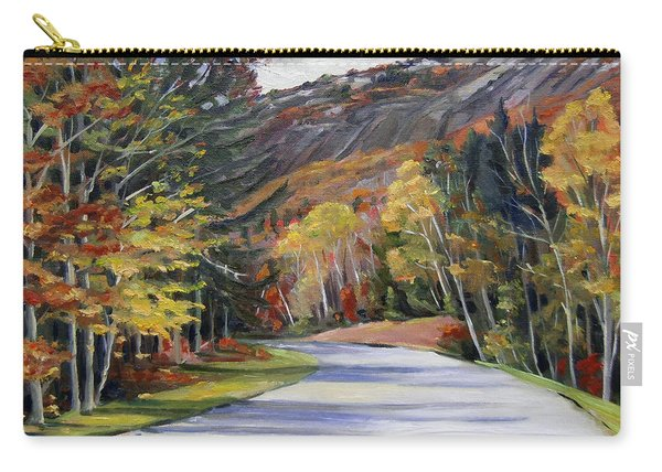 Waterville Road New Hampshire Carry-all Pouch