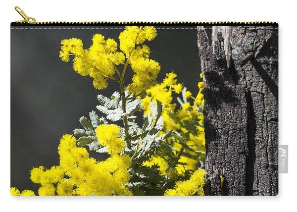 Wattle - Australia Carry-all Pouch