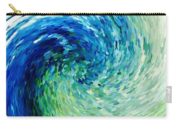 Wave To Van Gogh Carry-all Pouch