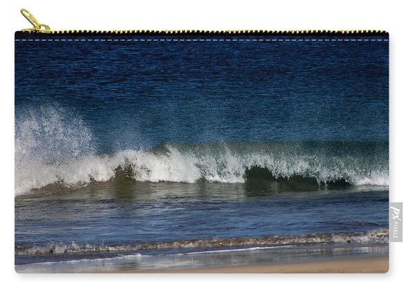 Waves And Surf Carry-all Pouch