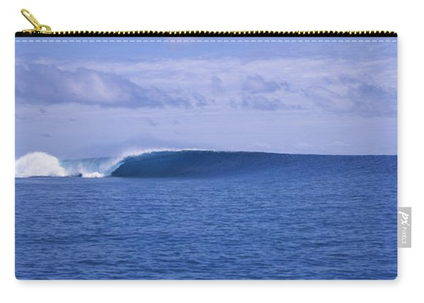 Waves In The Sea, Indonesia Carry-all Pouch