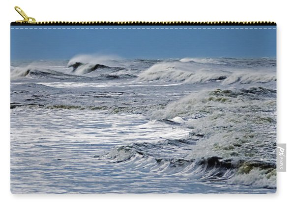 Waves Off Sandfiddler Rd Corolla Nc Carry-all Pouch